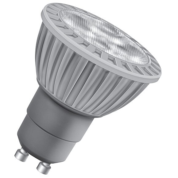 bombilla led reflectora gu10 ref 16315474 leroy merlin. Black Bedroom Furniture Sets. Home Design Ideas