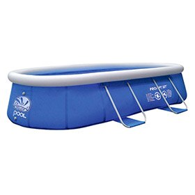 - Piscina hinchable PVC