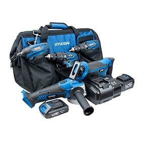 544c930ee Pack de 5 herramientas sin cable OBRA. Vista rápida. VENTA