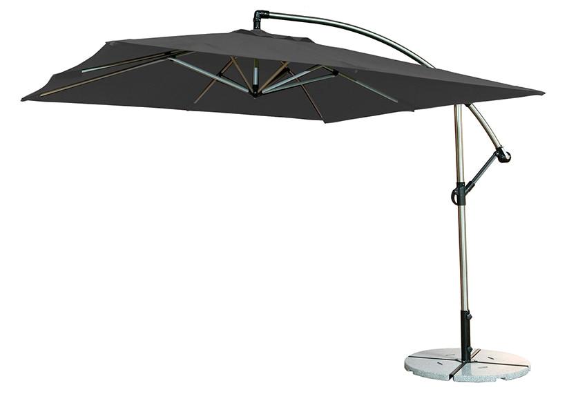 toldo para parasol antracita ref 14134106 leroy merlin. Black Bedroom Furniture Sets. Home Design Ideas