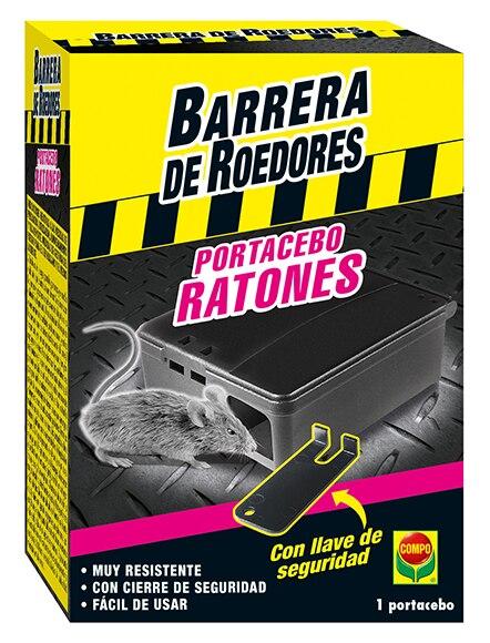 Portacebo compo barrera de roedores ref 18679171 leroy - Barreras escaleras ninos leroy merlin ...