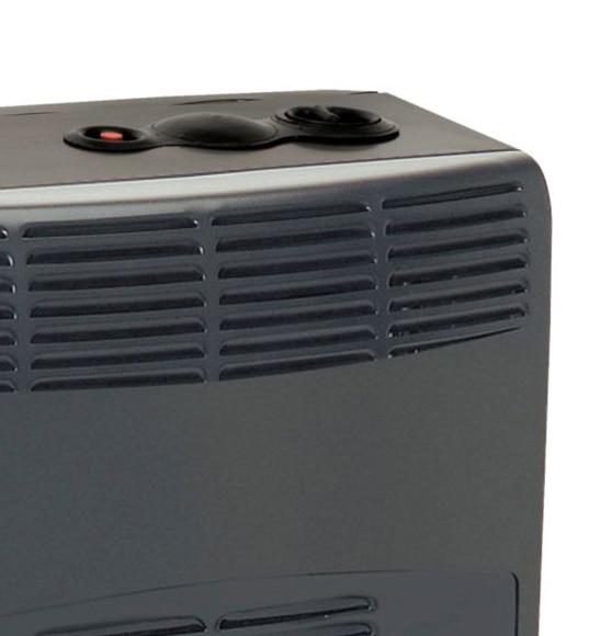 Estufa de gas radiante campinggaz venus 5000 ref 12450403 - Leroy merlin estufas de gas ...