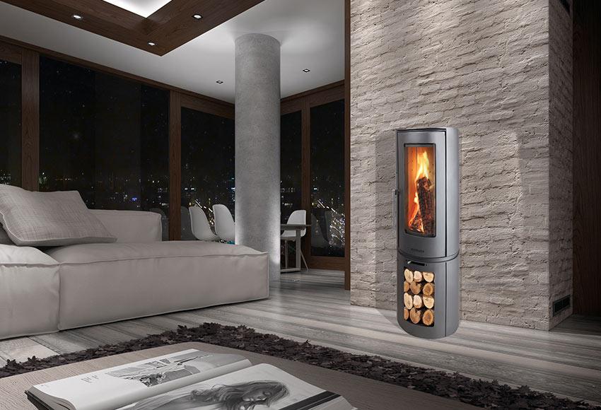 Estufa de interior refractario rd7000 ref 17277890 - Estufas para interior ...