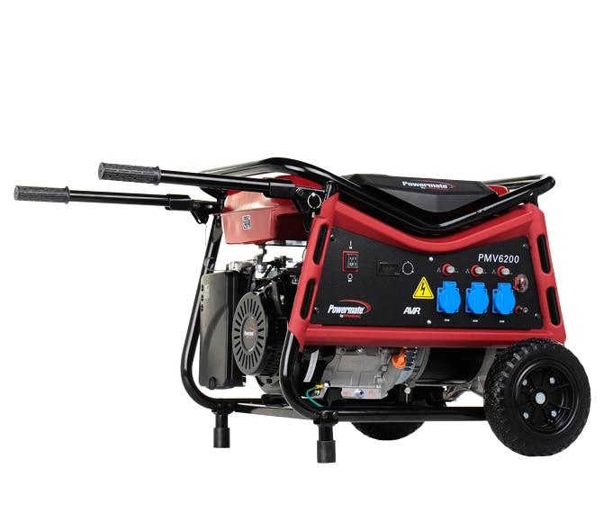 generador el ctrico pramac pmv6200 ref 15150240 leroy