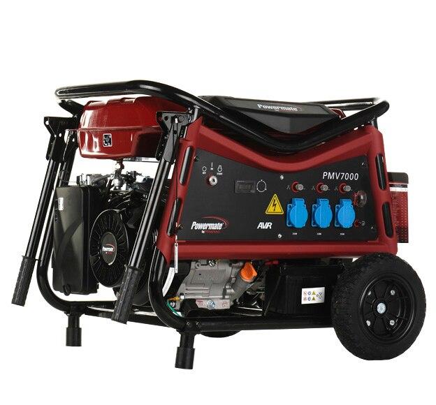 Generador El 233 Ctrico Pramac Pmv7000 Ref 15150261 Leroy