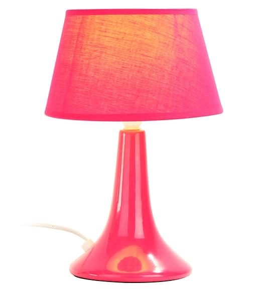 L mparas de sobremesa tulipe rosa ref 13666114 leroy merlin - Lamparas leroy merlin ...