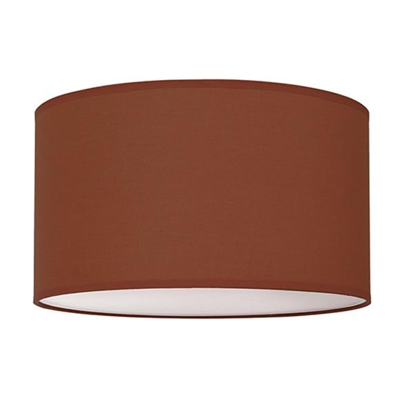 plaf n pantalla chocolate ref 16503963 leroy merlin. Black Bedroom Furniture Sets. Home Design Ideas