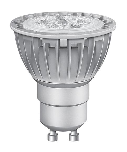 bombilla led reflectora gu10 ref 16584715 leroy merlin