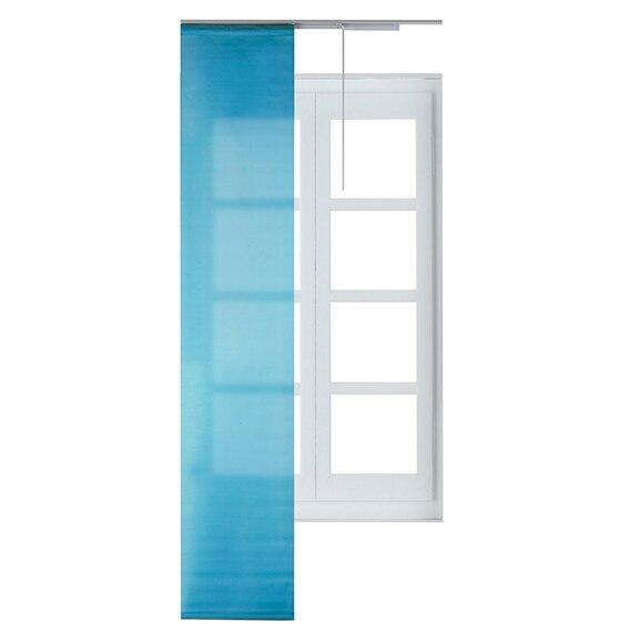 Pa o para panel japon s resinado azul ref 15715721 for Riel panel japones leroy merlin