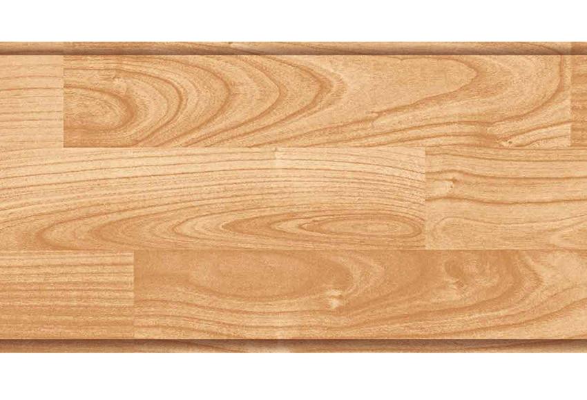 Cenefa r stica cl sica de papel madera haya ref 16759351 for Color haya madera