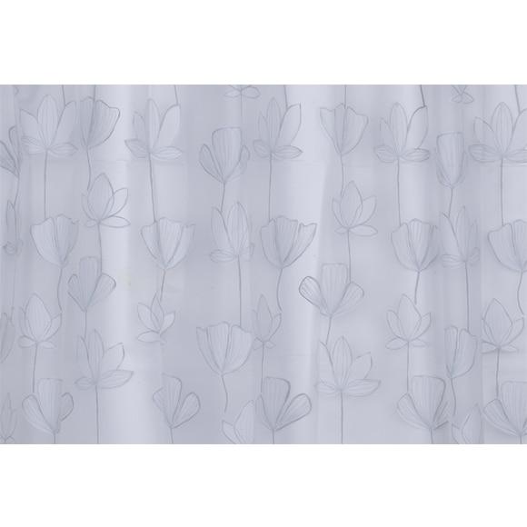 Cortinas De Baño Granada:Cortina de baño Sensea FLOWERS Ref 15820595 – Leroy Merlin