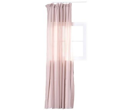 visillo confeccionado brisa chocolate ref 14906885 leroy merlin. Black Bedroom Furniture Sets. Home Design Ideas