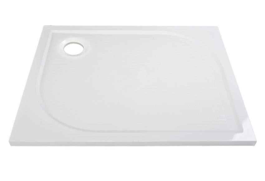 Plato de ducha carga mineral klara rectangular ref 14731444 leroy merlin - Plato de ducha leroy merlin ...