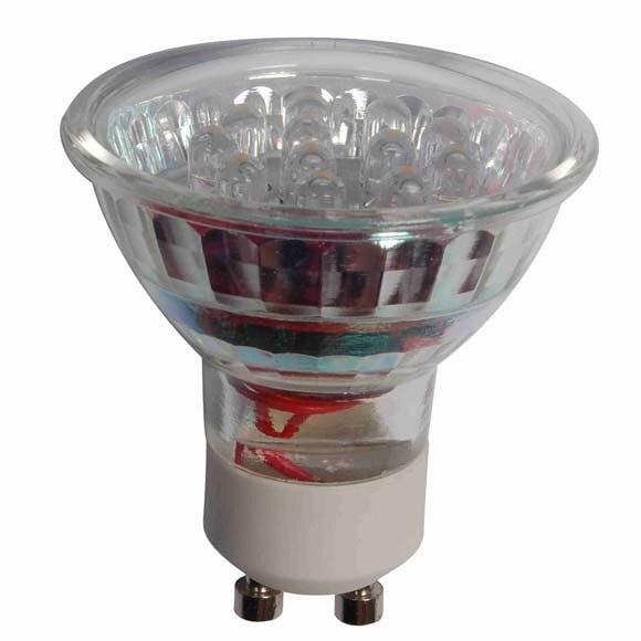 Bombilla led reflectora gu10 ref 16010211 leroy merlin for Guirnalda bombillas leroy merlin