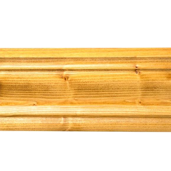 Cornisa para friso abeto miel ref 14793324 leroy merlin Friso de madera leroy merlin