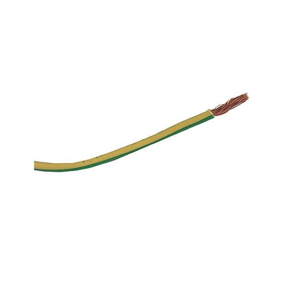 Cable para interior libre de hal genos lexman cable verde for Cable libre de halogenos 25mm