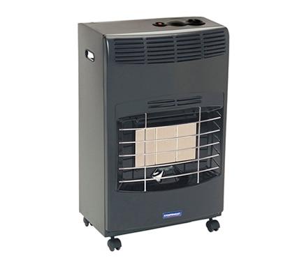 Estufa de gas radiante campinggaz venus 5000 ref 12450403 - Estufa camping gas ...