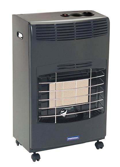 Estufa de gas radiante campinggaz venus 5000 ref 12450403 - Estufa gas radiante ...