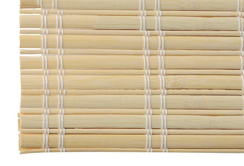 Panel japon s bamb beige ref 15715630 leroy merlin for Riel panel japones leroy merlin