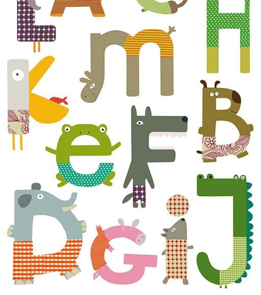 Vinilo infantil letras ref 16856063 leroy merlin - Letras adhesivas leroy merlin ...