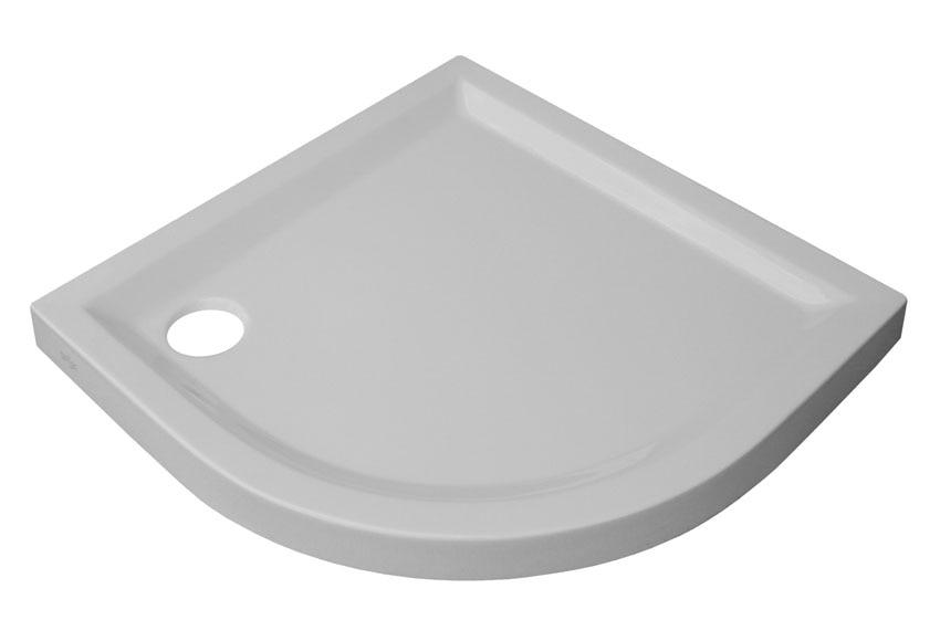 Plato de ducha acr lico houston cuarto de c rculo ref - Leroy merlin platos de ducha ...