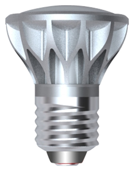 bombilla led reflectora e27 ref 15389850 leroy merlin