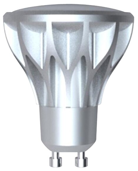bombilla led reflectora gu10 ref 15393882 leroy merlin