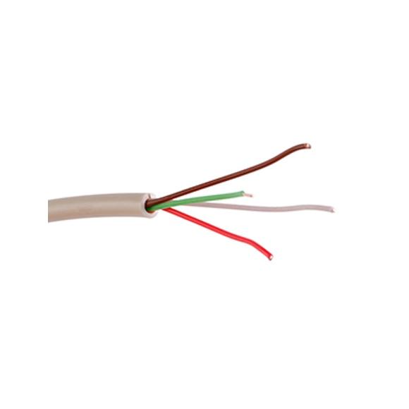 Cable tel fono lexman cable tel fono 4 hilos ref 12379801 - Leroy merlin tenerife telefono ...