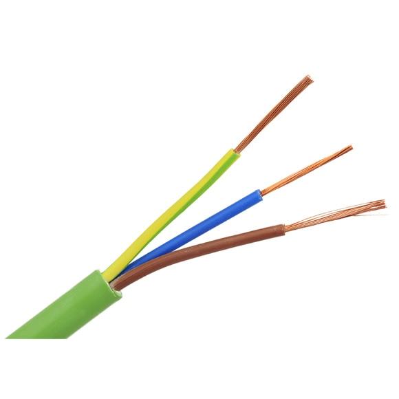 Cable para exterior libre de hal genos lexman cable rz1 k - Halogenos leroy merlin ...