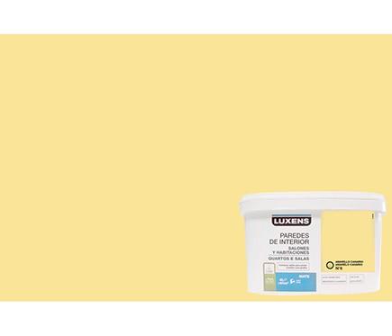 luxens amarillo amarillo