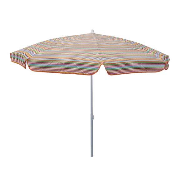 Parasol de aluminio fuengirola ref 16240245 leroy merlin - Leroy merlin parasol deporte ...