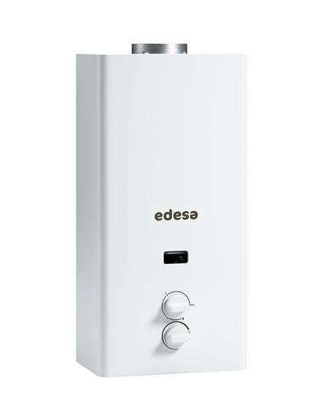 Calentador de gas butano edesa 10l ci 100e3 ref 17892091 for Cocina gas butano edesa