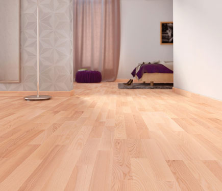 Suelo de madera aero haya ref 14988015 leroy merlin - Suelo radiante leroy merlin ...
