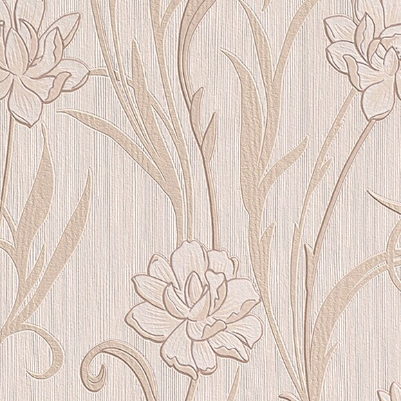 Papel pintado floral plaisir 8859 ref 17363136 leroy merlin - Leroy merlin plaisir ...