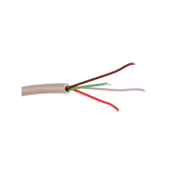 Cable tel fono lexman cable tel fono 4 hilos ref 12379724 for Telefono leroy merlin salamanca