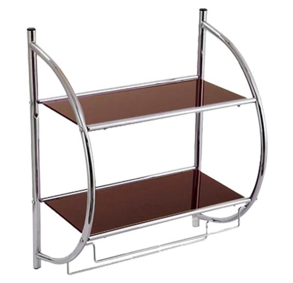 toallero de pared rainbow chocolate ref 16021684 leroy merlin. Black Bedroom Furniture Sets. Home Design Ideas