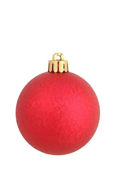 44bc21a1066 Surtido de 50 adornos navideños rojos de 6 - 8cm Ref. 17698310 ...