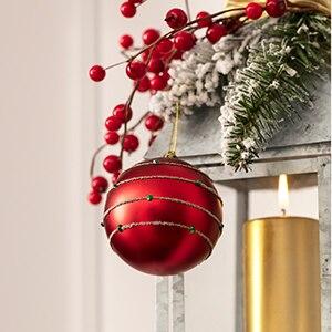 decoracin navidea tradicional - Decoracion Navidea