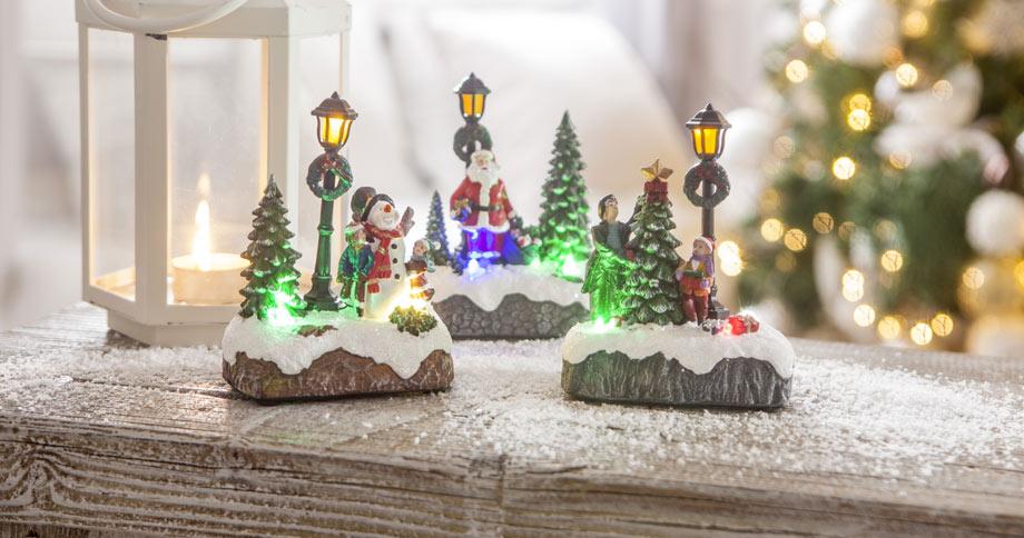 Ciudades De Navidad