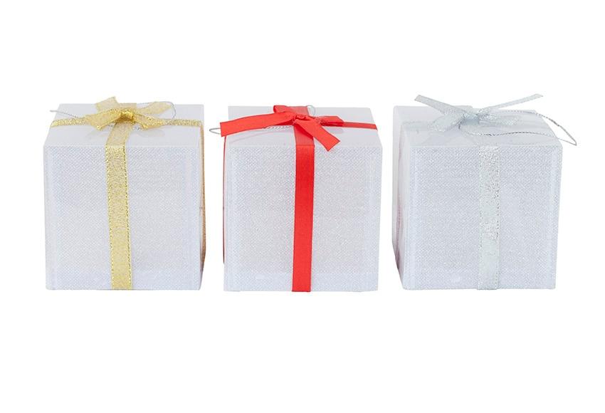 Cajas de regalo con led 7 5x7 5cm ref 17021774 leroy merlin - Leroy merlin cheque regalo ...