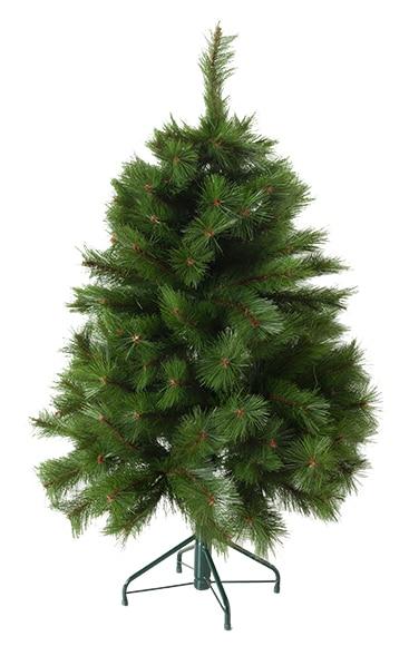Rbol de navidad verde de 120cm montgomery ref 16461165 for Arbol navidad leroy