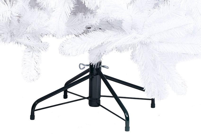 rbol de navidad blanco de cm alberta blanco ampliar imagen