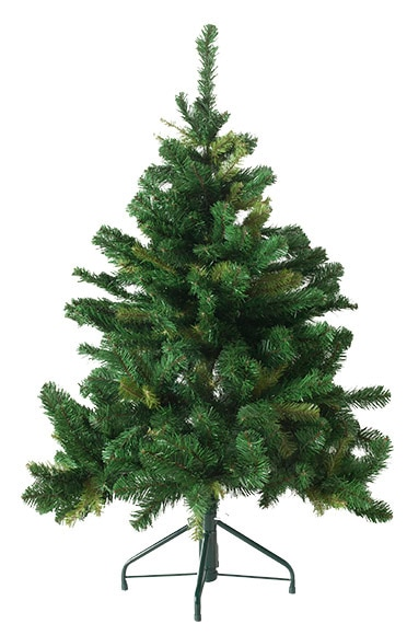 Rbol de navidad verde de 240cm alberta verde ref for Arbol navidad leroy