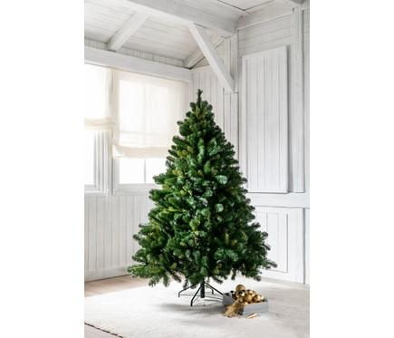 rbol de navidad verde de cm alberta verde