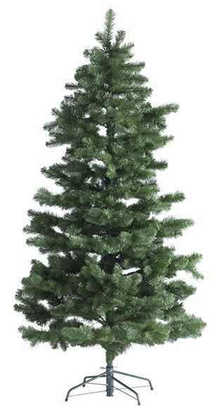 Rbol de navidad verde de 210 cm exterior ref 18832422 - Arbol de navidad exterior ...