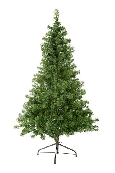 Rbol de navidad de 150 cm y 170 luces imperial iluminado - Luces de navidad leroy merlin ...
