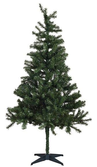 Rbol de navidad verde de 120cm jardine ref 17689350 - Arbol navidad leroy ...