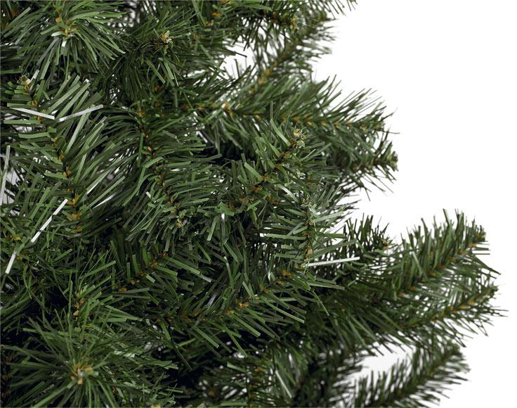 Rbol de navidad verde de 120cm jardine ref 17689350 for Arbol navidad leroy
