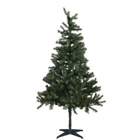 Rbol de navidad verde de 150cm vermont ref 14831075 for Arbol navidad leroy