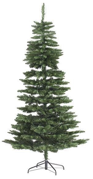 cac291b8e94 Árbol de Navidad verde de 150cm LODGE SLIM Ref. 17699885 - Leroy Merlin